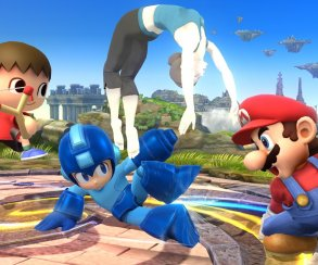 Пользователи Twitch дерутся в Super Smash Bros. через чат сервиса