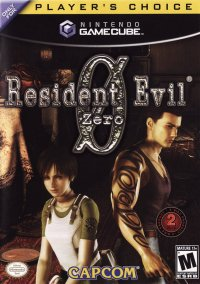 Обложка Resident Evil Zero Player's Choice
