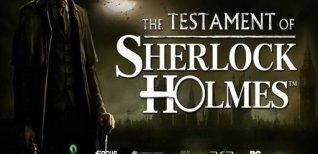 The Testament of Sherlock Holmes. Видео #1