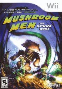Обложка Mushroom Men