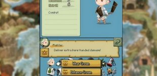 Final Fantasy: The 4 Heroes of Light. Видео #2