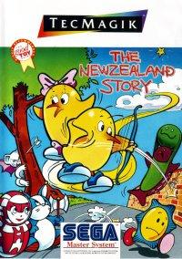 Обложка New Zealand Story