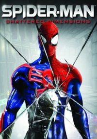 Обложка Spider-Man: Shattered Dimensions