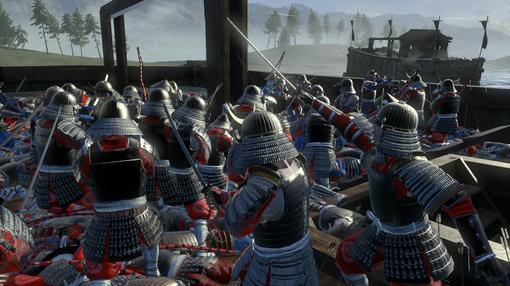 Превью Total War: Shogun 2