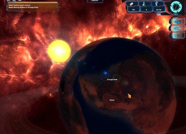 Космос как отсутствие: рецензия на Gemeni Wars