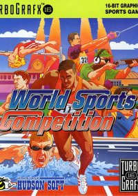 Обложка World Sports Competition