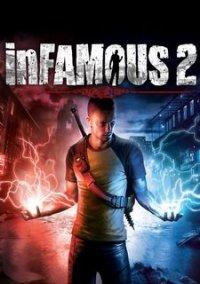 Обложка Infamous 2