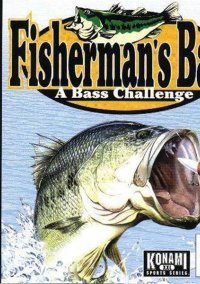 Обложка Fisherman's Bait: A Bass Challenge
