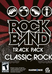 Rock Band Track Pack: Classic Rock – фото обложки игры
