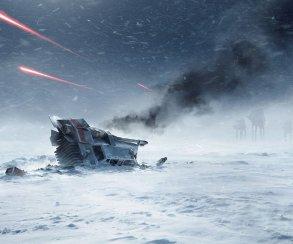 Официально: Star Wars Battlefront покажут в апреле