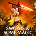 Скриншот Swords & Some Magic – Изображение 1