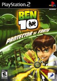 Обложка Ben 10: Protector of Earth