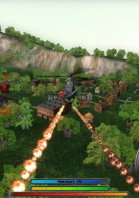 Chopper Battle – фото обложки игры