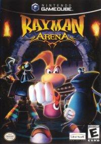 Rayman Arena – фото обложки игры