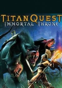 Обложка Titan Quest: Immortal Throne
