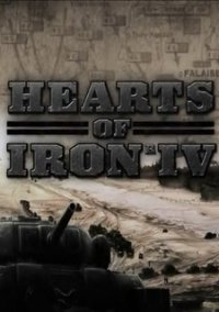 Обложка Hearts of Iron IV
