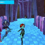 Скриншот Monster High: New Ghoul in School