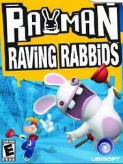 Обложка Rayman Raving Rabbids