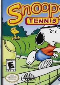 Обложка Snoopy Tennis