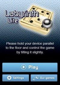 Обложка Labyrinth Game