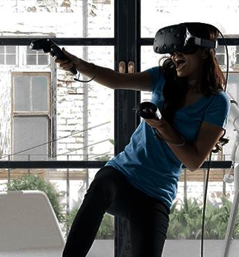 HTC Vive: Впечатления от устройства
