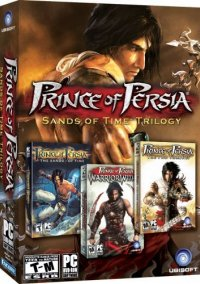 Обложка Prince of Persia: The Sands of Time Trilogy