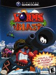 Обложка Worms Blast