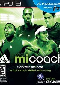 Обложка Adidas miCoach