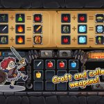 Скриншот Clumsy Knight vs. Skeletons – Изображение 3