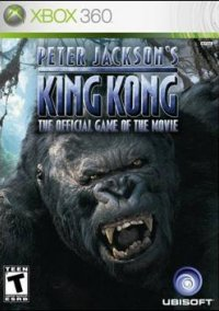 Обложка Peter Jackson's King Kong
