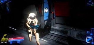Unfortunate Spacemen. Геймплейный трейлер