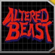 Обложка Altered Beast