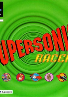 Supersonic Racer