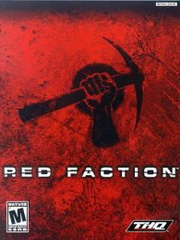 Обложка Red Faction