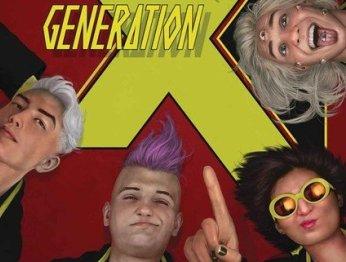 Generation X: комикс о взрослении аутсайдеров среди себе подобных