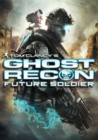 Обложка Tom Clancy's Ghost Recon: Future Soldier