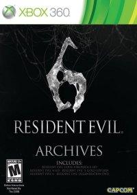 Обложка Resident Evil 6 Archives