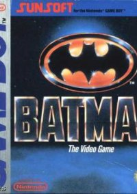 Обложка Batman: The Video Game