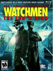 Обложка Watchmen: The End is Nigh