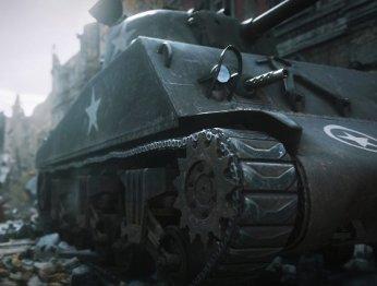 10 самых сочных гифок из трейлера Call of Duty: WWII