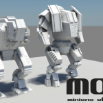 Скриншот Minions of Steel  – Изображение 6