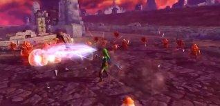 Hyrule Warriors. Видео #2
