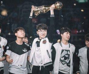 Безоговорочный чемпион вLoL: SKTelecom T1 выиграла очередной турнир