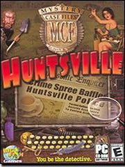Обложка Mystery Case Files: Huntsville