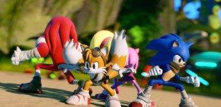 Sonic Boom (2014). Видео #1