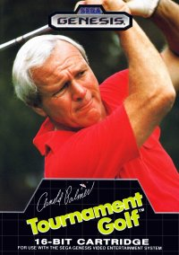 Arnold Palmer Tournament Golf – фото обложки игры