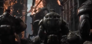 Gears of War: Ultimate Edition. Сравнение графики катсцен