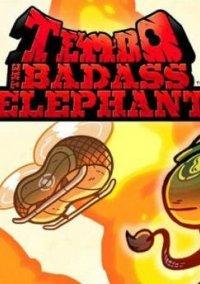 Обложка TEMBO THE BADASS ELEPHANT