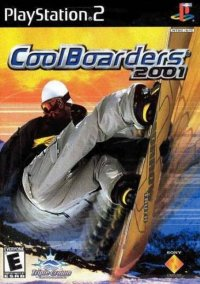 Cool Boarders 2001 – фото обложки игры