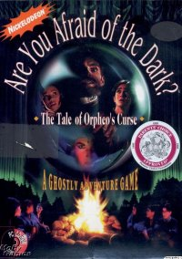 Обложка Are You Afraid of the Dark? The Tale of Orpheo's Curse